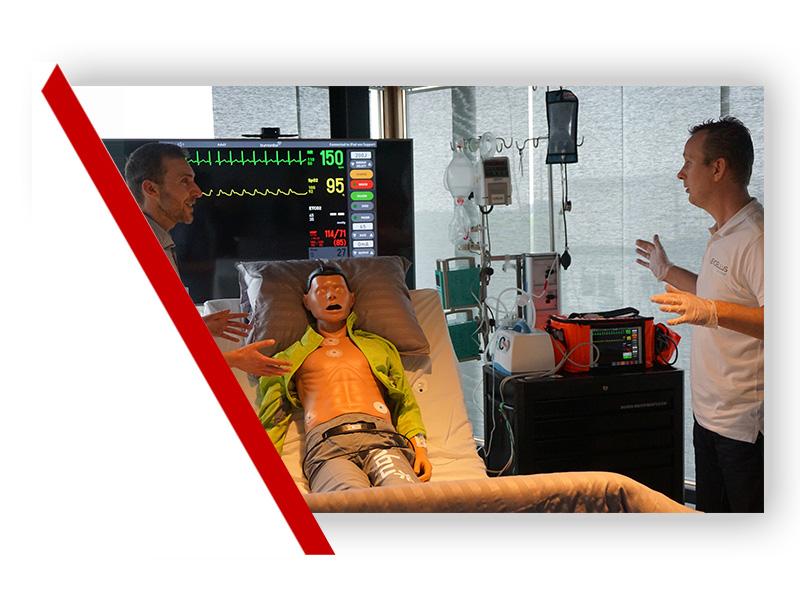 Advanced Life Support (ALS) training